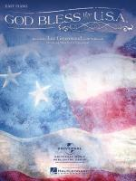 God Bless The U.S.A. Easy Piano Sheet Music Sheet Music
