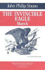 The Invincible Eagle - March SCORE AND PART(S) Sheet Music