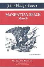Manhattan Beach - March SCORE AND PART(S) Sheet Music