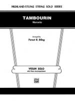 Tambourin Sheet Music Sheet Music