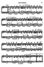 Torch Of Liberty March Extra condensed score Sheet Music