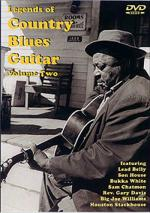 Legends of Country Blues Guitar Volume Two DVD Sheet Music