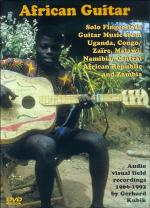 African Guitar DVD (Solo Fingerstyle Guitar Music) Sheet Music
