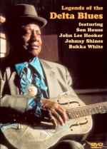 Legends of the Delta Blues DVD Sheet Music