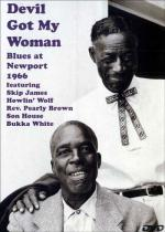 Devil Got My Woman DVD (Blues at Newport 1966) Sheet Music