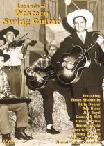 Legends of Western Swing Guitar DVD Sheet Music