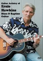 Guitar Artistry of Ernie Hawkins, Blues & Ragtime Guitar DVD Sheet Music