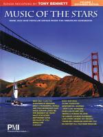 Tony Bennett Music Of The Stars Volume 1 Sheet Music
