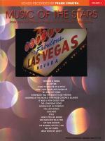 Frank Sinatra Music Of The Stars Volume 3 Sheet Music