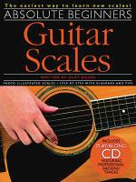 Absolute Beginners - Guitar Scales Sheet Music