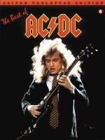 The Best Of Ac/Dc Guitar Tab Sheet Music