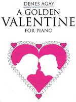 A Golden Valentine Sheet Music Sheet Music