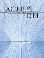Agnus Dei Music Of Inner Harmony Sheet Music
