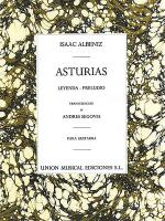 Asturias Leyenda Sheet Music