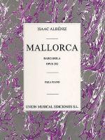 Albeniz Mallorca Barcarola Opus 202 Piano Sheet Music
