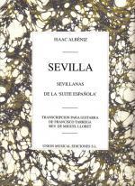 Isaac Albeniz: Sevilla, Sevillanas (Suite Espanola Opus 47) (Guitar) Sheet Music