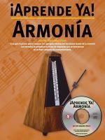 Aprende Ya: Armonia Sheet Music