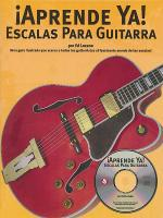 Aprende Ya: Escalas Para Guitarra Sheet Music