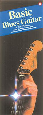 Basic Blues Guitar Compact Reference Library Sheet Music