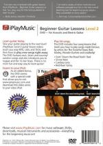 Iplaymusic Beginner Guitar Lessons - Level 2 For Acoustic And Electric Guitar Sheet Music