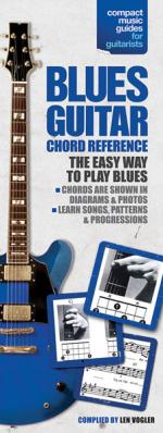 The Compact Blues Guitar Chord Reference Compact Reference Library Sheet Music