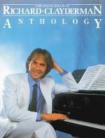 Richard Clayderman - Anthology Piano Solo Sheet Music