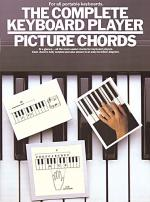 The Complete Keyboard Player: Picture Chords Sheet Music