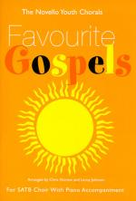 The Novello Youth Chorals: Favourite Gospels (SATB) Sheet Music