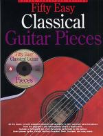 50 Easy Classical Guitar Pieces Sheet Music