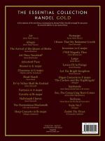 Handel Gold - The Essential Collection The Gold Series Sheet Music
