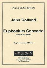 Euphonium Concerto Euphonium & Piano Reduction Sheet Music