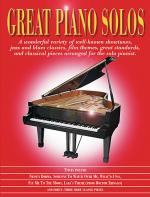 Great Piano Solos - The Red Book Sheet Music