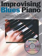 Improvising Blues Piano Sheet Music