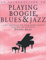 An Introduction To Playing Boogie, Blues And Jazz Sheet Music