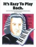 It's Easy To Play Bach Sheet Music