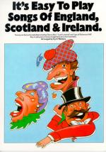 It's Easy To Play Songs Of England, Scotland And Ireland Piano/Vocal/Chords Sheet Music
