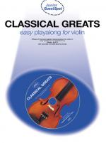 Classical Greats - Violin Junior Guest Spot Sheet Music