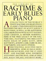 The Library Of Ragtime And Early Blues Piano Sheet Music