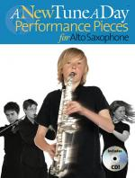 A New Tune A Day - Performance Pieces For Alto Saxophone Sheet Music