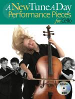 A New Tune A Day-performance Pieces For Cello Sheet Music