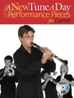 A New Tune A Day - Performance Pieces For Clarinet Sheet Music