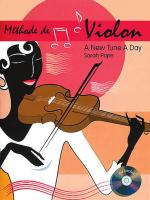 Methode De Violin A New Tune A Day French Edition Sheet Music