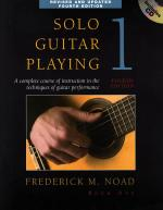 Solo Guitar Playing - Book 1, 4th Edition Sheet Music