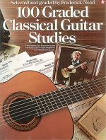 100 Graded Classical Guitar Studies Sheet Music