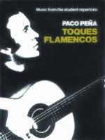 Paco Pena: Toques Flamencos (Book Only) Sheet Music
