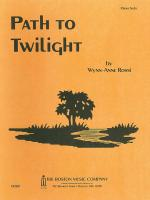 Path To Twilight Sheet Music Sheet Music