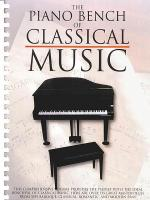 The Piano Bench Of Classical Music Piano Solo Sheet Music