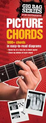Picture Chords For Guitarists The Gig Bag Series Sheet Music