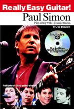 Paul Simon - Really Easy Guitar! Sheet Music