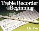 Treble Recorder From The Beginning Pupil's Book Sheet Music